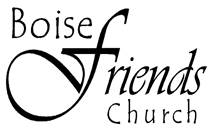 Boise Friends Church Logo