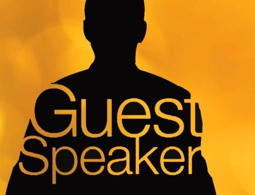 Guest Speaker – May 2, 2021 – Pastor Sherri Sheribon