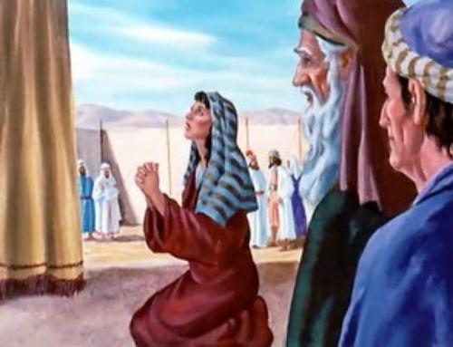 Hannah's Faith – May 9, 2021 – Pastor Zachary Samuelson