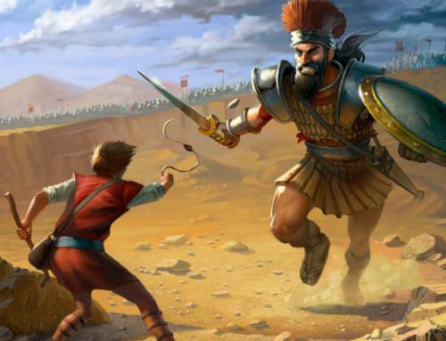 David and Goliath: The Battle – Pastor Zachary Samuelson – September 26, 2021